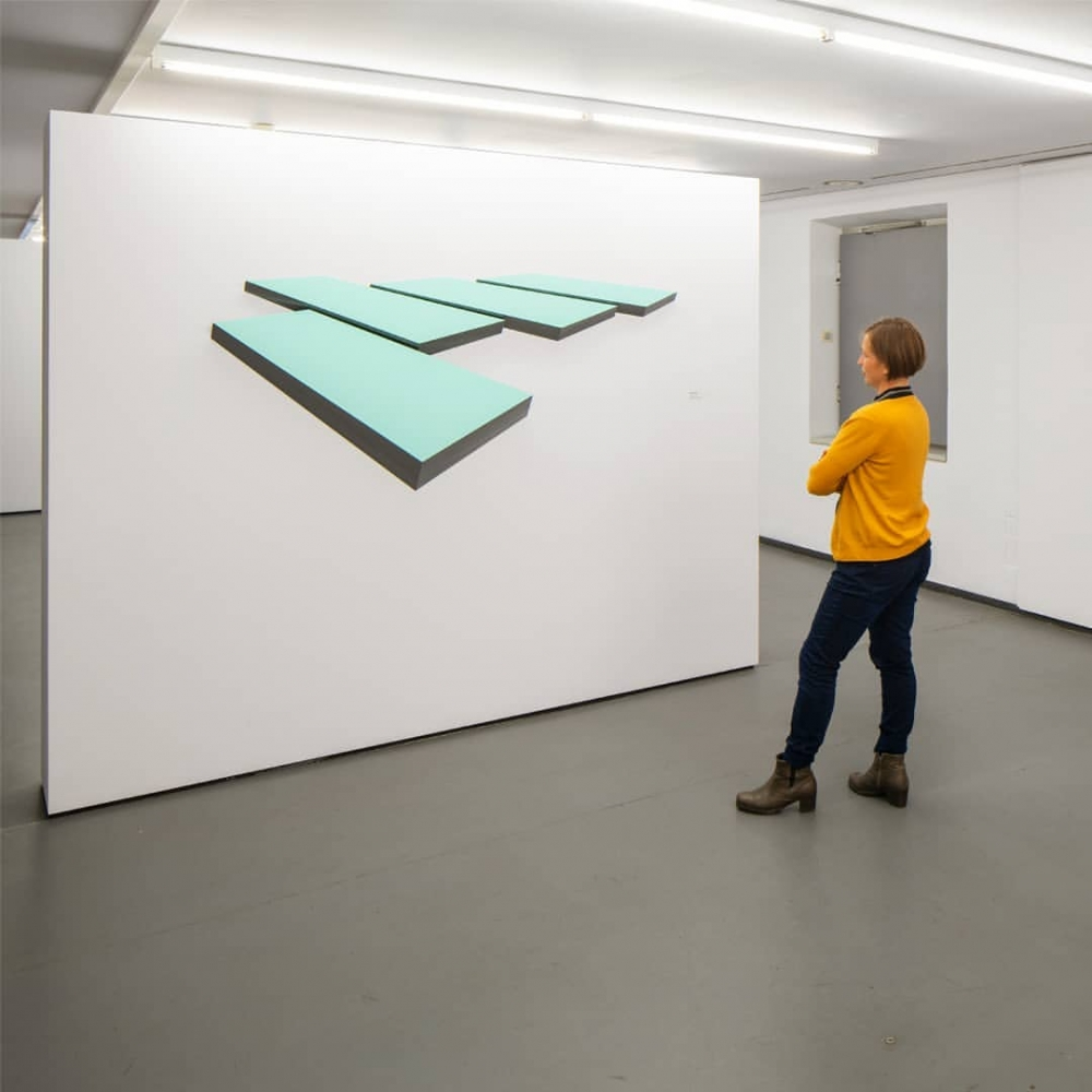Wolfram Ullrich. Kunst and Buch @ Museum für Konkrete Kunst, Ingolstadt