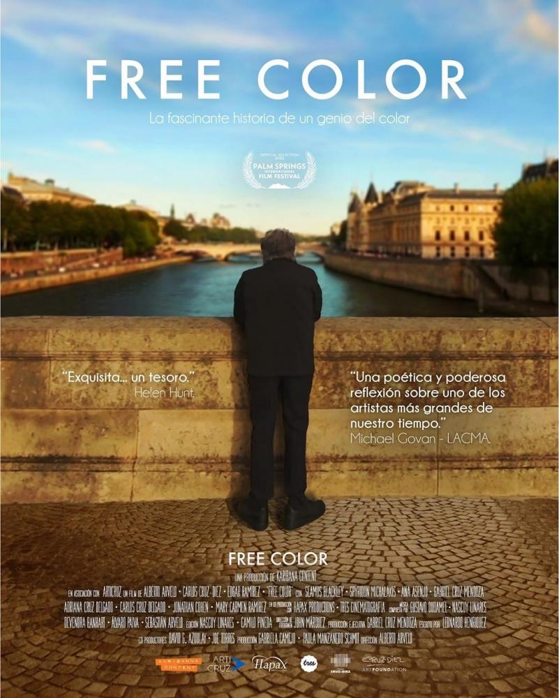 Carlos Cruz-Diez @ Free Color