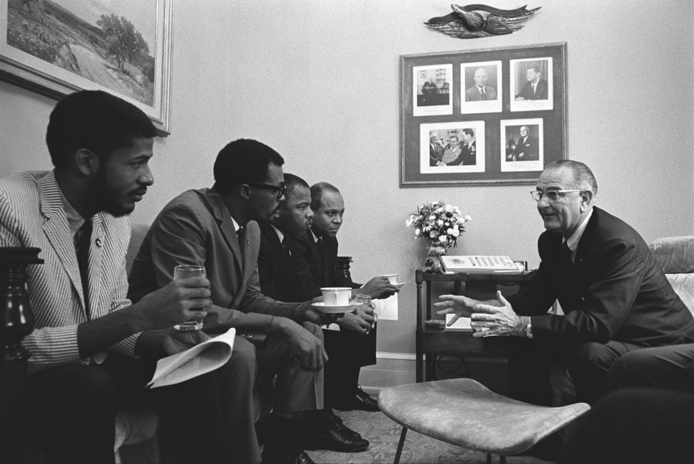 Lesson Five: LBJ and MLK
