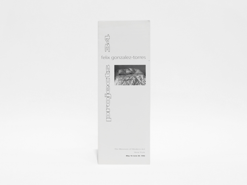 Projects 34: Felix Gonzalez-Torres