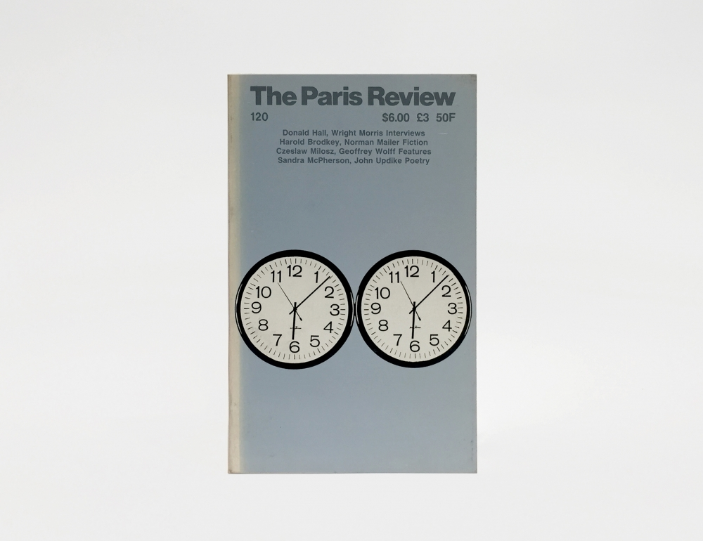 The Paris Review No. 120