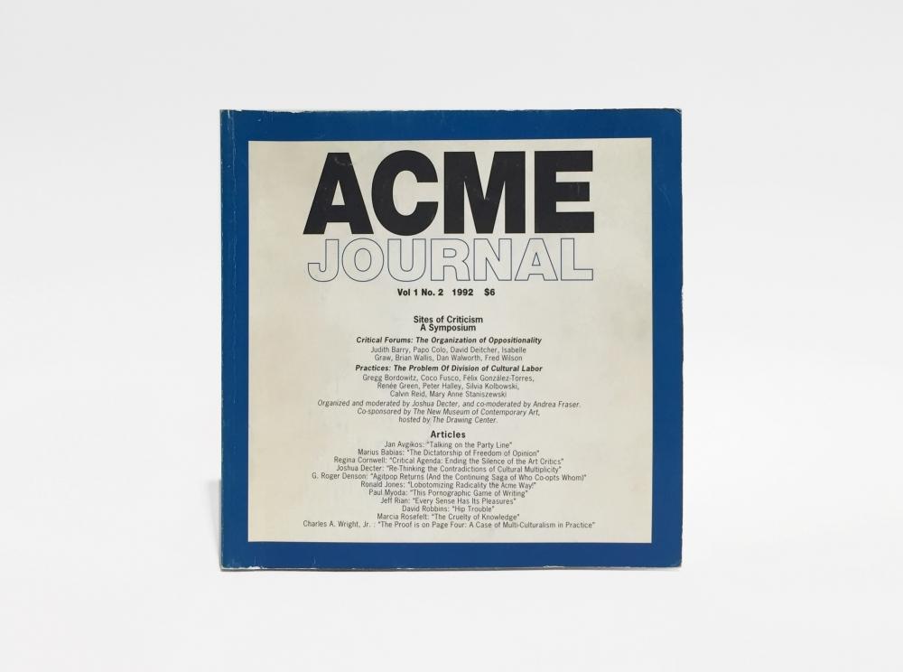 ACME Journal