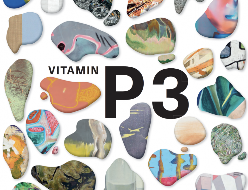 Julia Dault - Vitamin P3: New Perspectives in Painting