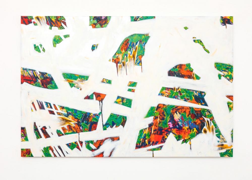 Ruben Nieto featured in group exhibition at UTD