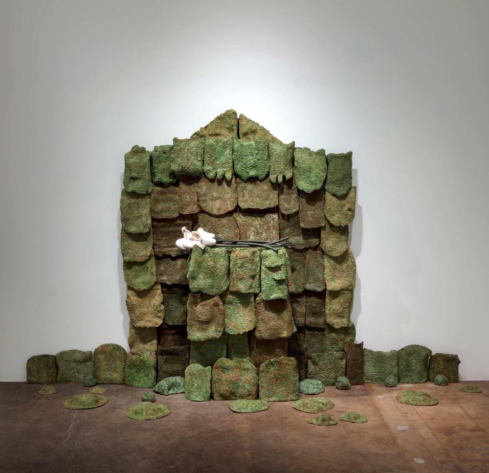 Celia Eberle & Sherry Owens exhibit at The Gallery at UTA