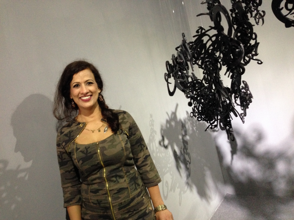 Simeen Farhat Exhibits at The Venice Biennale in a Collaborative Event