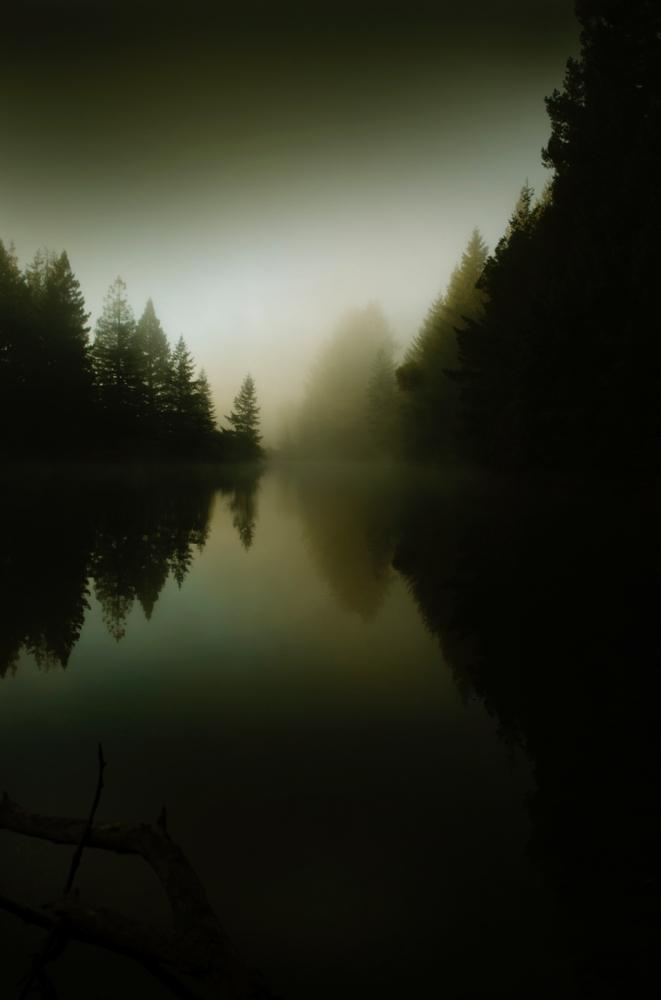 Leomas Lakes on the property