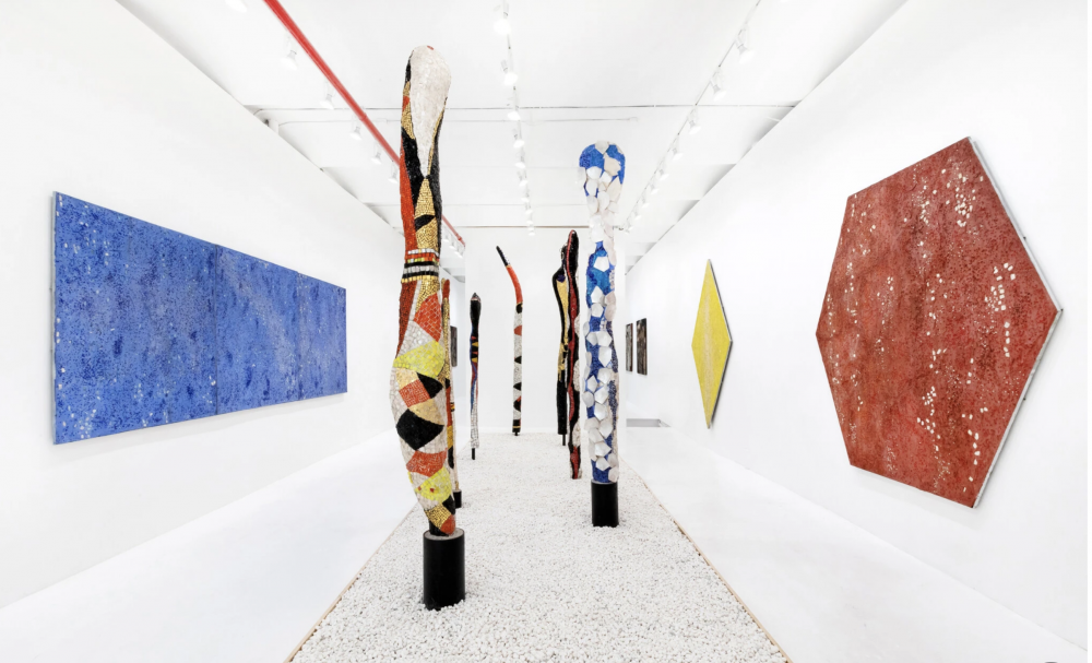 The New York Times: 4 Art Gallery Shows to See Right Now