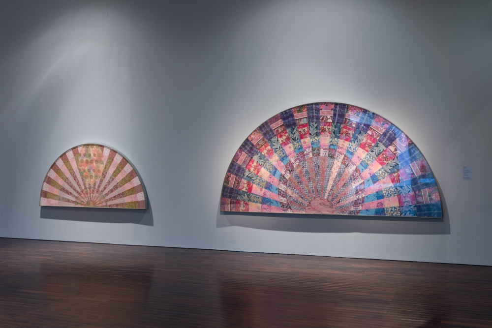 Miriam Schapiro in Pattern and Decoration: Ornament as Promise
