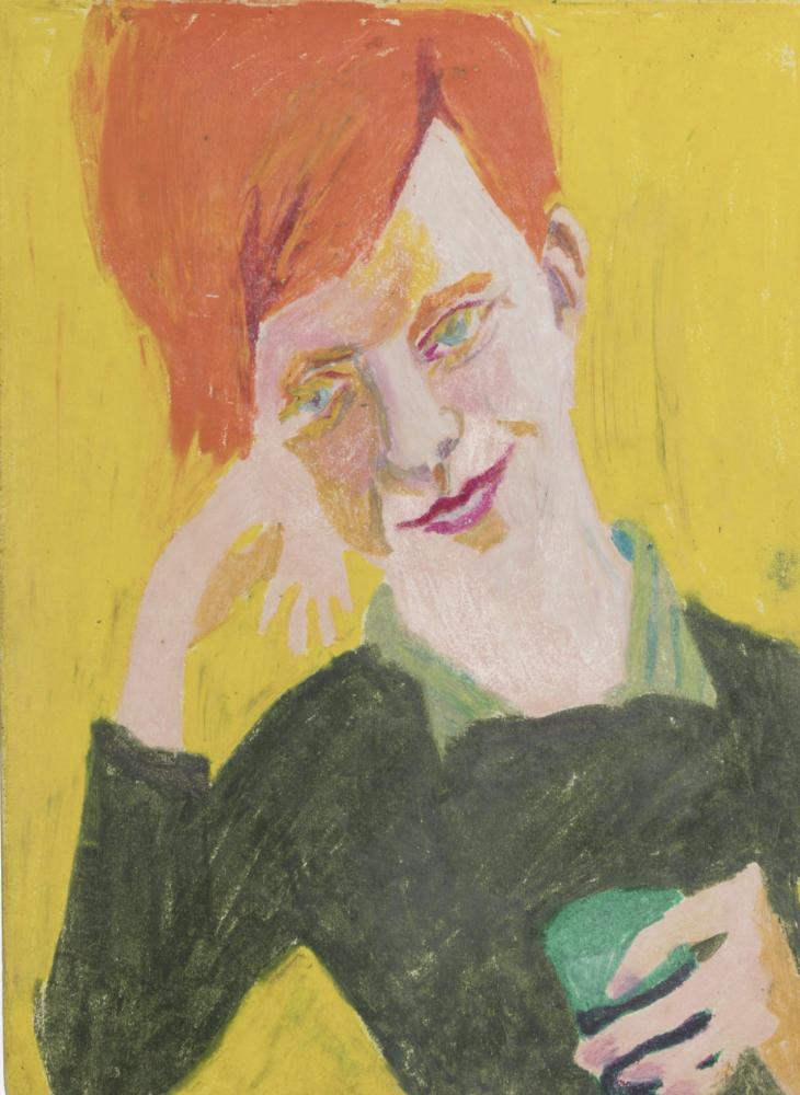 Mimi Gross featured in: Party for Öyvind  Sven-Harrys Konstmuseum