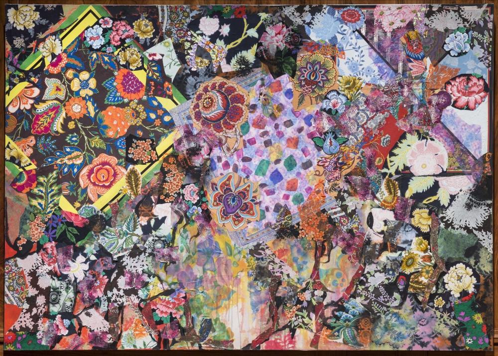 "Miriam Schapiro in ""Making Knowing: Craft in Art, 1950–2019"""