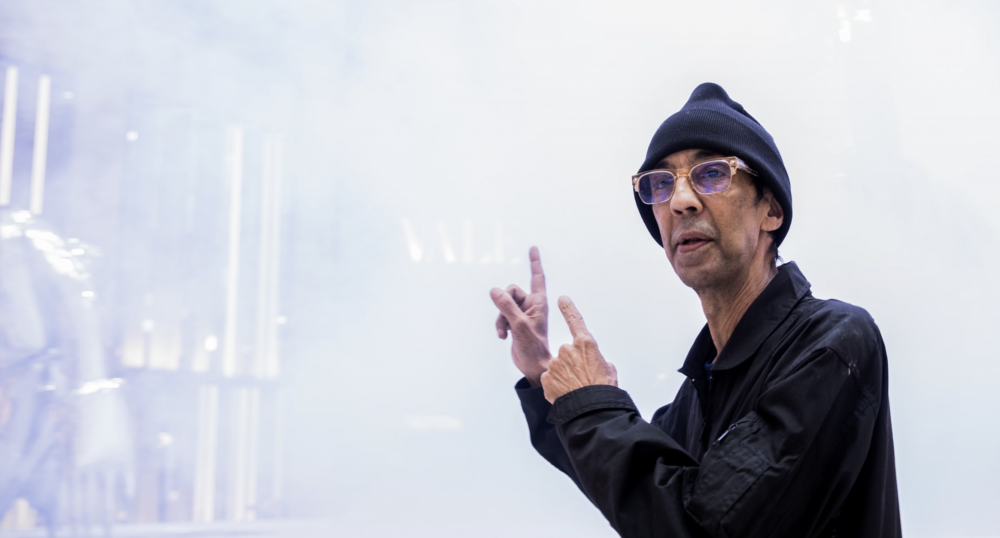 CNN Style: The Futura is now: Pioneering New York street artist is finally getting his dues