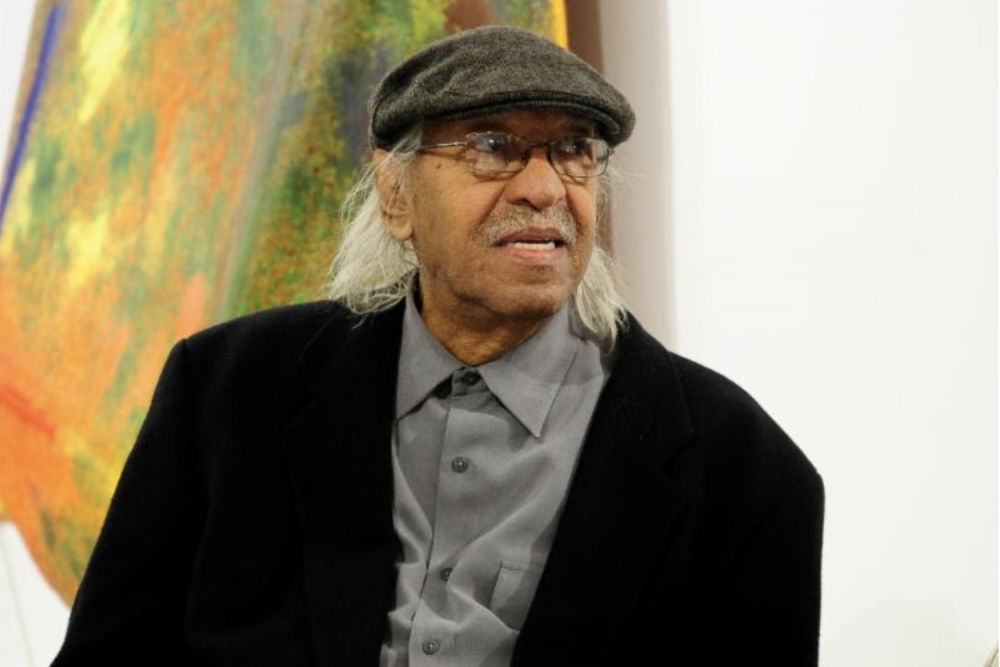 ARTNEWS: Joe Overstreet Purposeful Painter Who Made Space for Artists of Color, is Dead at 85