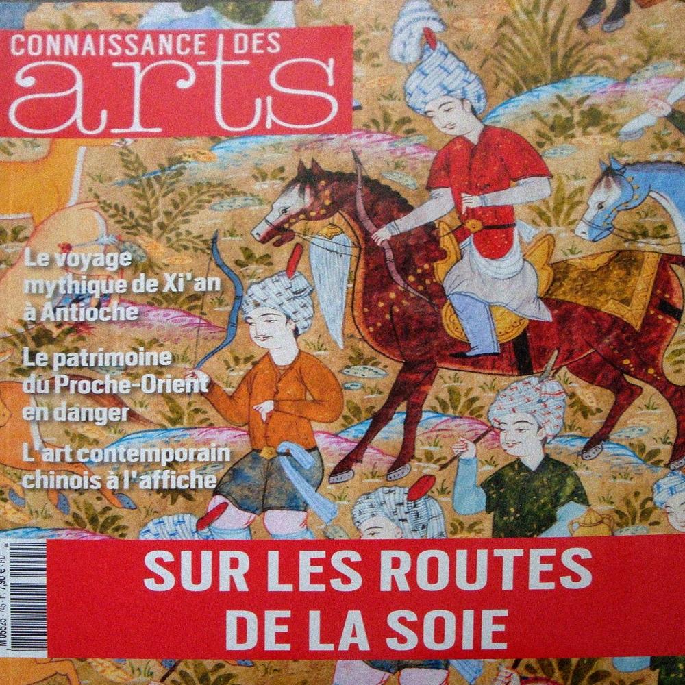 MARC JANCOU: CONNAISSANCE DES ARTS