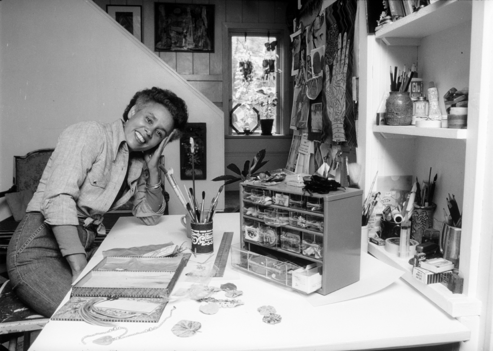 Betye Saar Archive Acquired by Getty Research Institute