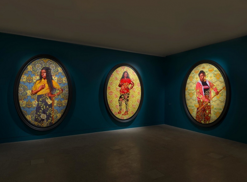 Kehinde Wiley: The Yellow Wallpaper