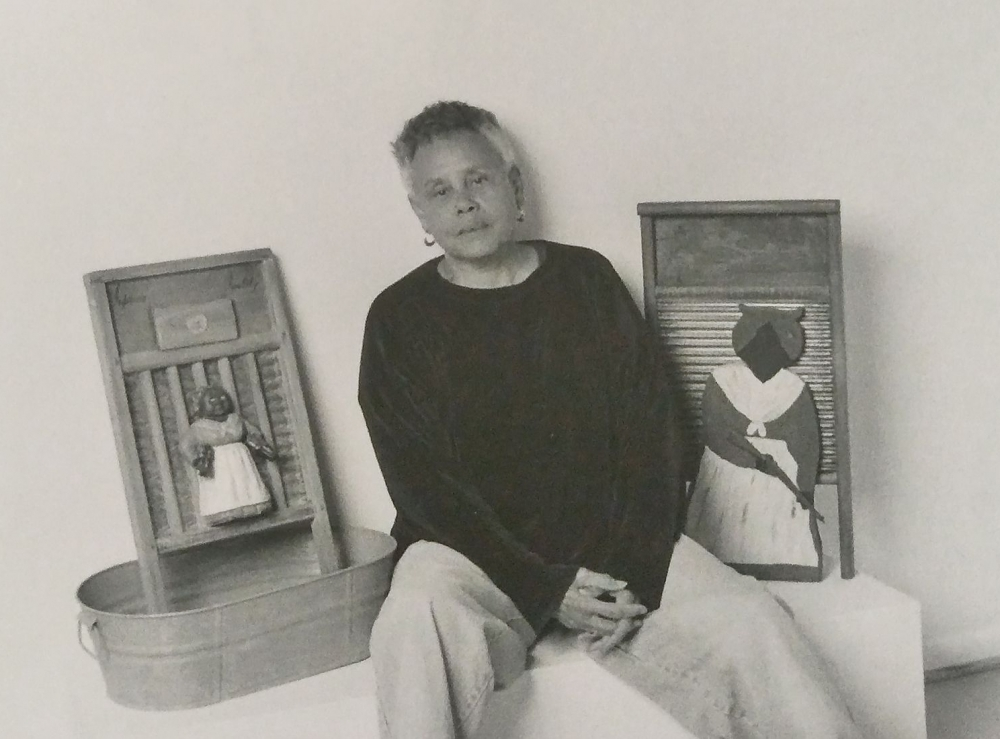 Dark Times: Betye Saar Washboard Assemblages 1997–2015