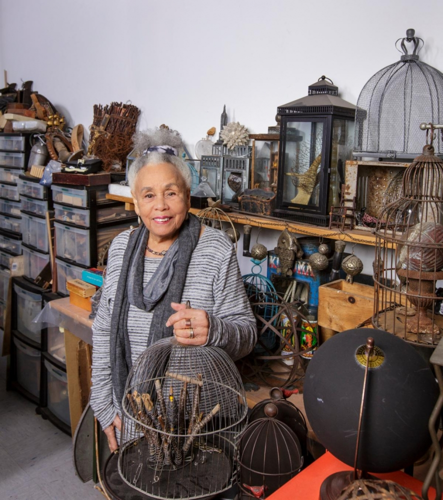 Betye Saar to Receive the 2020 Wolfgang Hahn Prize