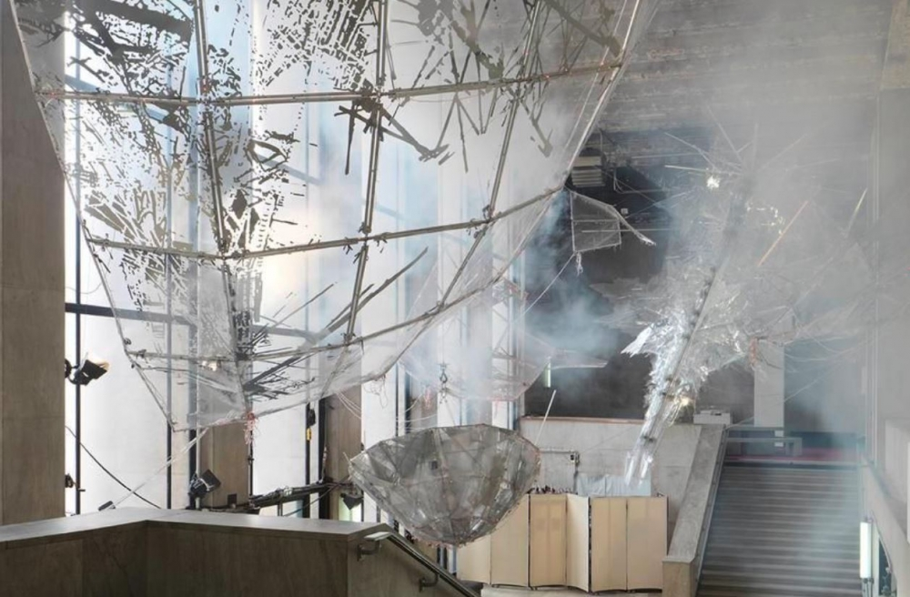 Lee Bul at Palais de Tokyo & Vancouver Art Gallery