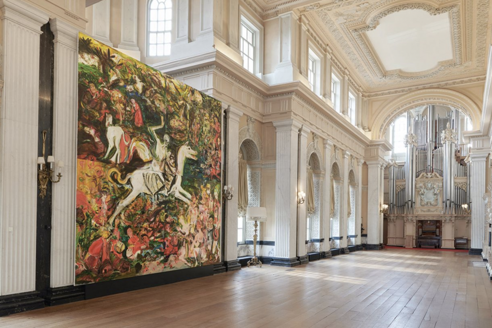 Cecily Brown: 'I'm trying to understand what England means to me'