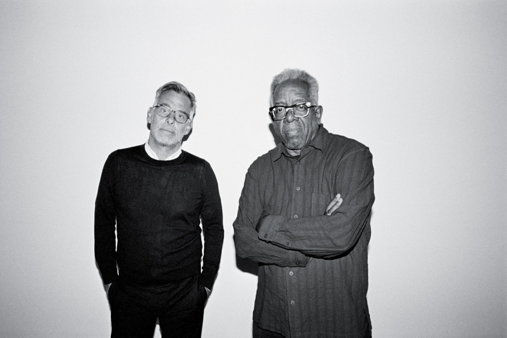 Joe Mantello and Stanley Whitney on the '80s and the Evolution of Their Work