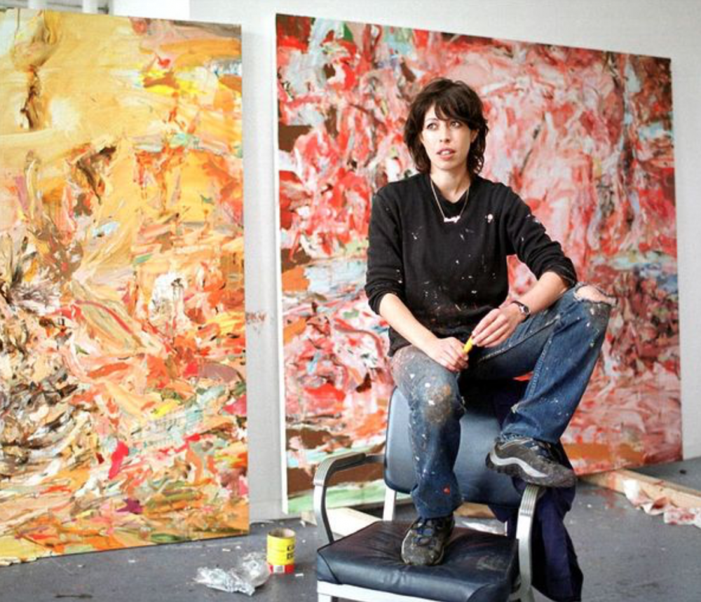 Why Cecily Brown's Lush Paintings Have Eternal Market Appeal