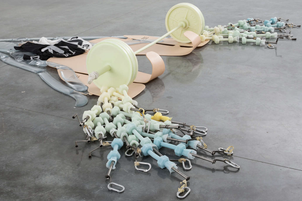 A New Show Restages Matthew Barney's 1991 Breakthrough, and It's Even Better the Second Time