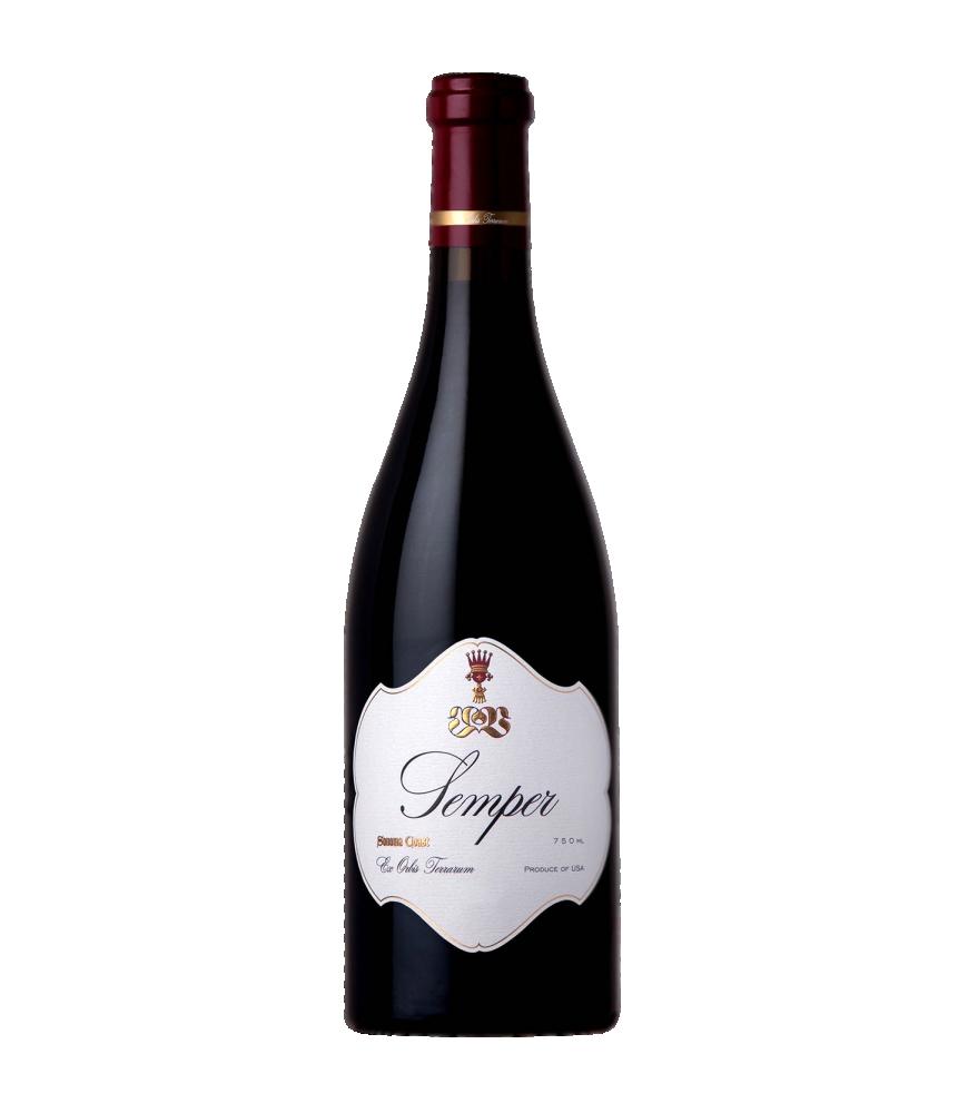 Semper Pinot Noir Bottle