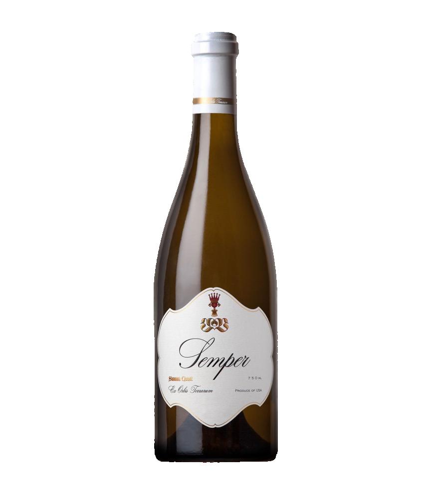 Semper Chardonnay Bottle Shot