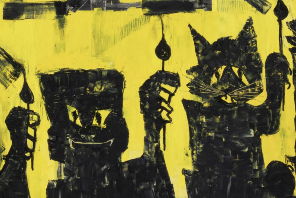 A Painter's Painter, Bendix Harms