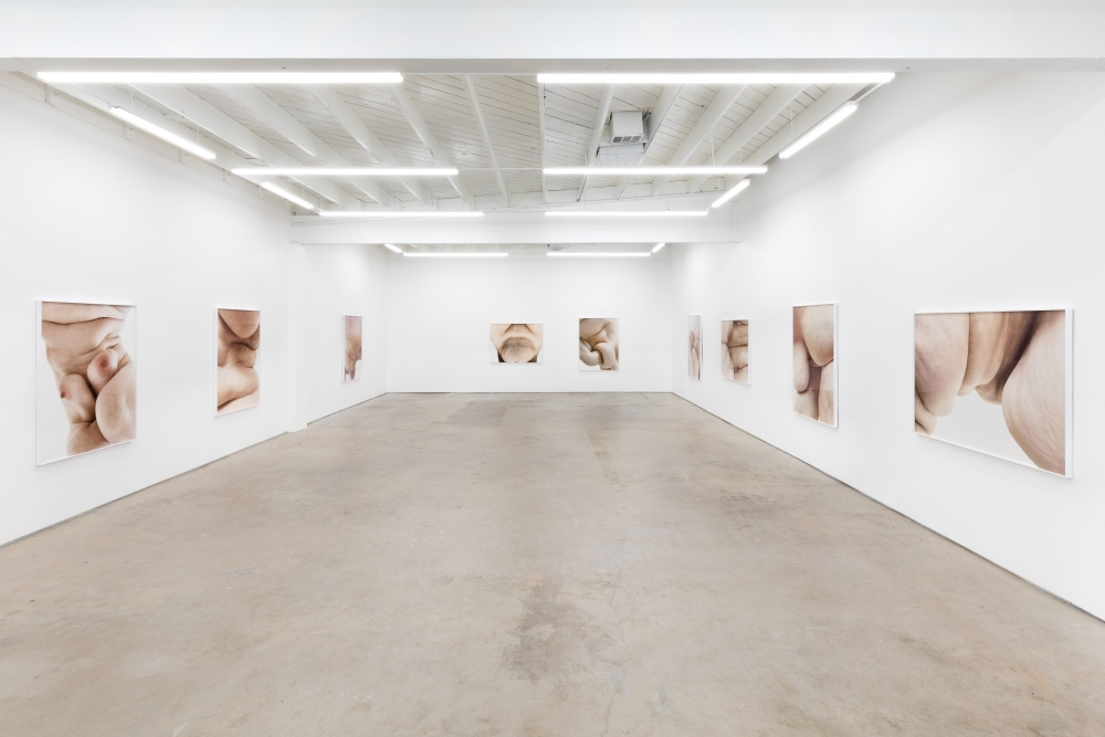 Polly Borland: 'Nudie' Revealing the Essence of the Self