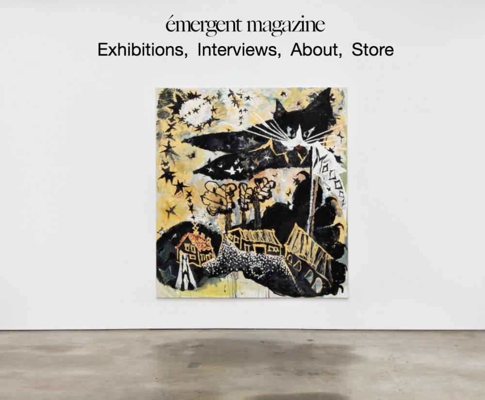 Bendix Harms at Nino Mier Gallery