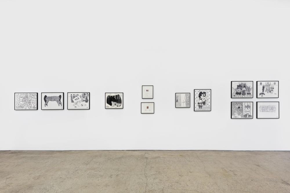 Drawings 1964–1991