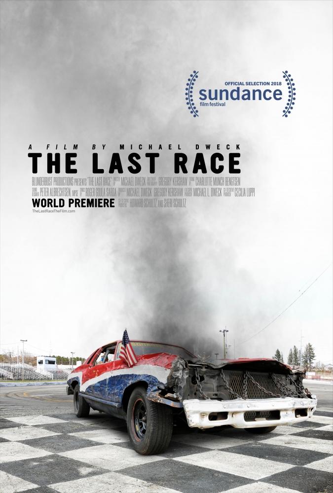 The Last Race - Sundance World Premiere Poster