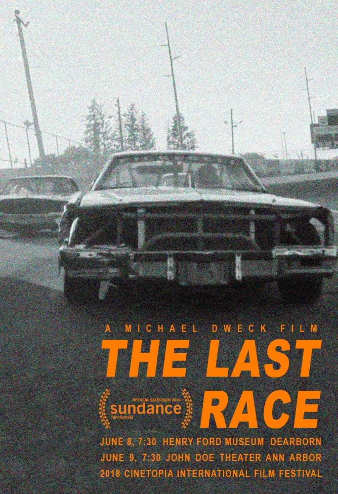 The Last Race - Cinetopia Film Festival Poster