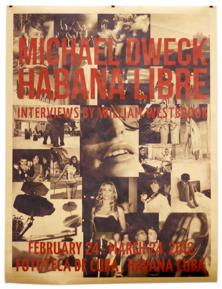 Habana Libre Exhibition Poster 1