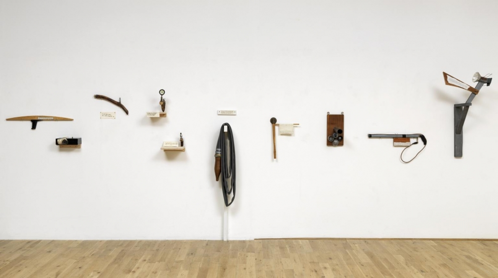 jimmie durham & haegue yang - materials and objects