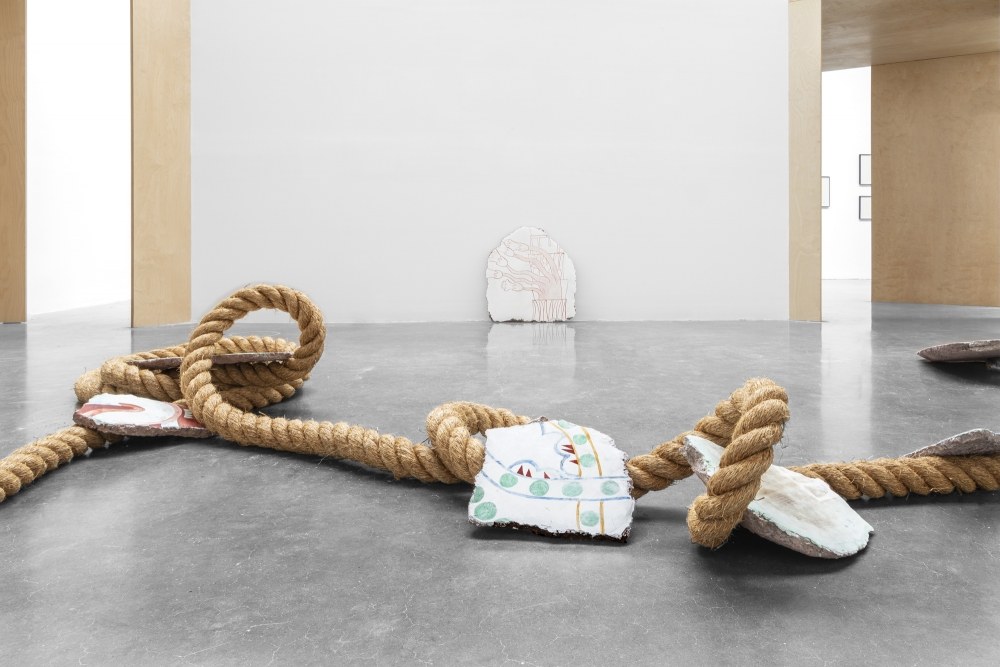 mariana castillo deball - feathered changes, serpent disappearances