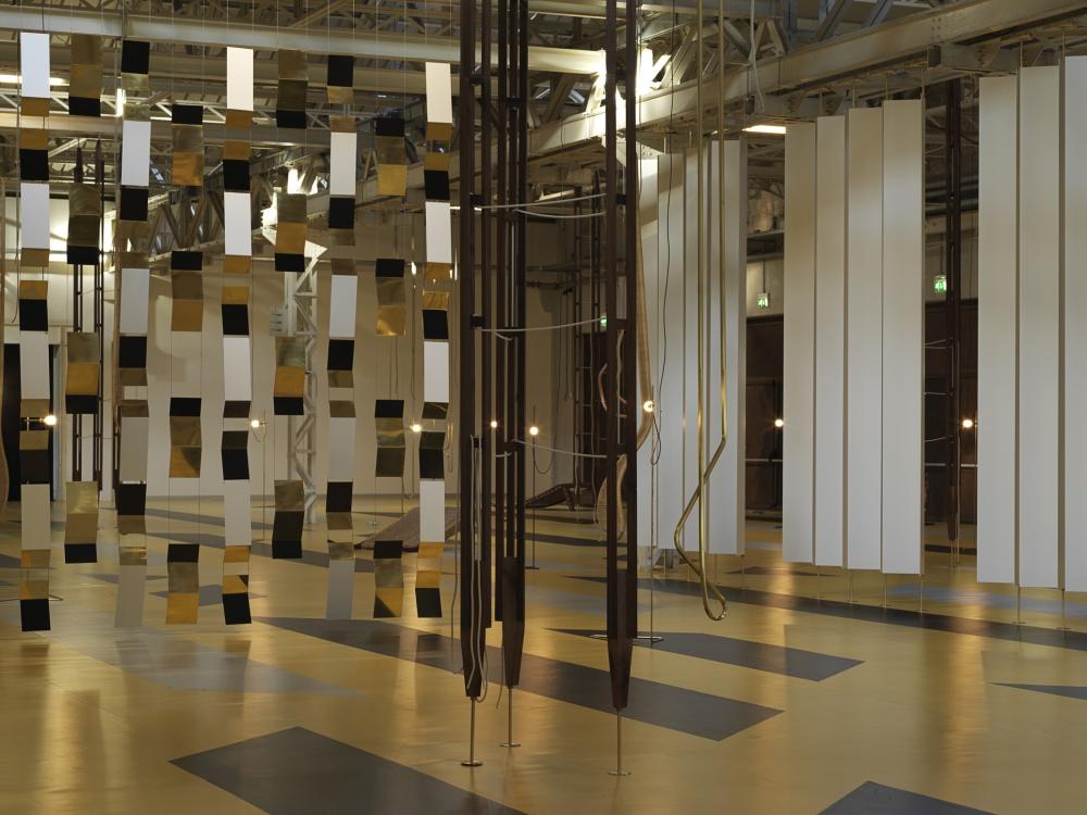Leonor Antunes participa en Pirelli HangarBiccoca en Milán con su exposición The Last Days in Galliate