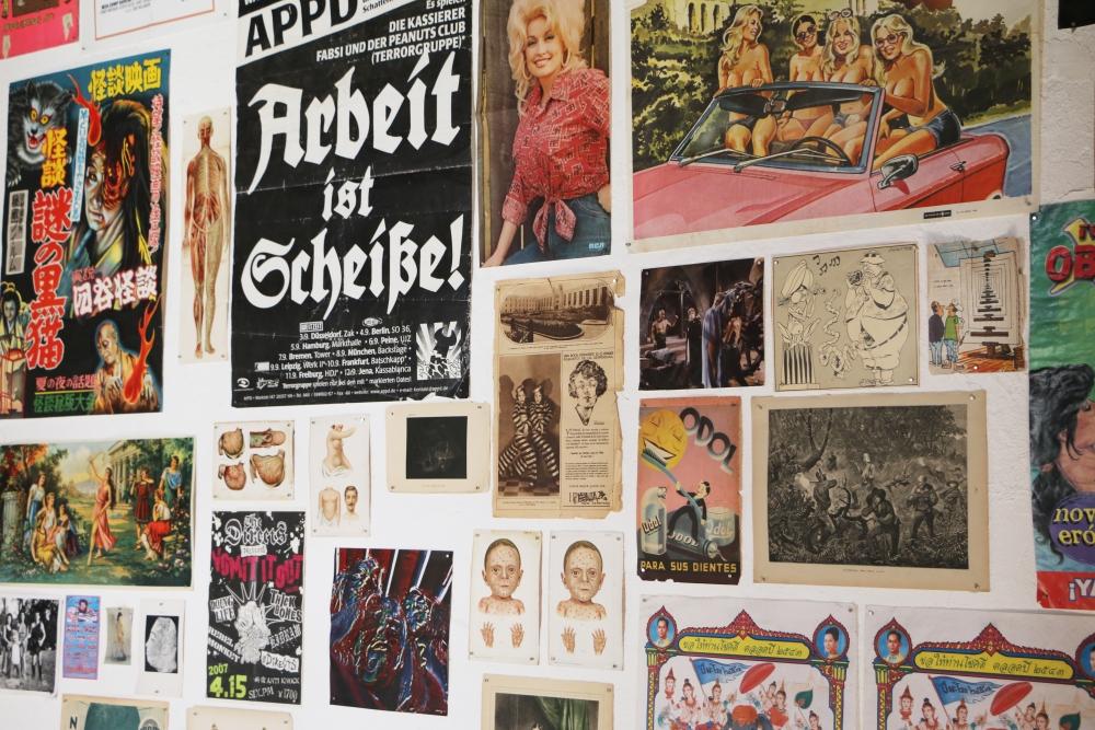exposiciones individuales notables