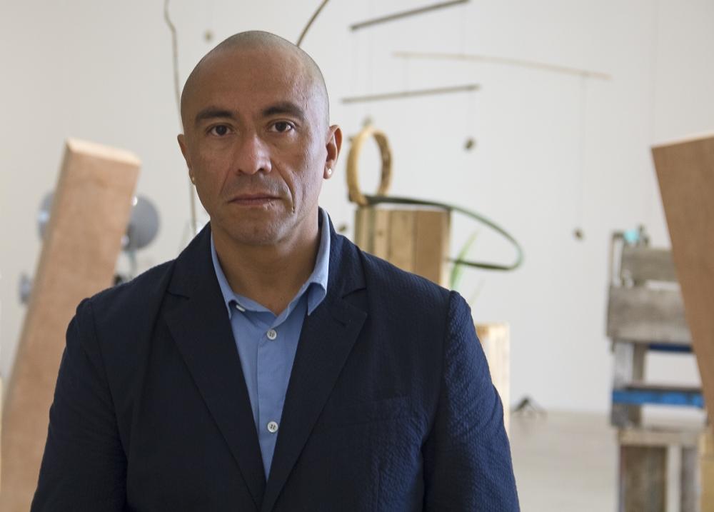prensa: Abraham cruzvillegas - Diorama: Un relato contemporáneo sobre arte y medio ambiente