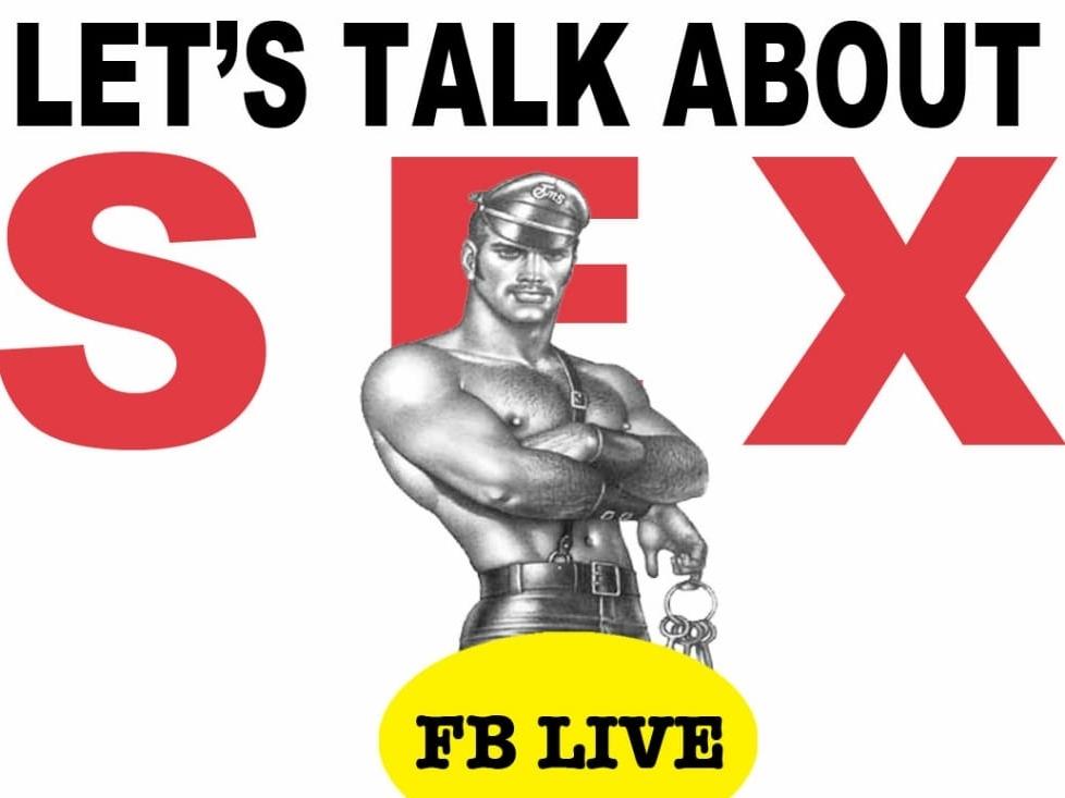 facebook live: let's talk about sex con salón silicón