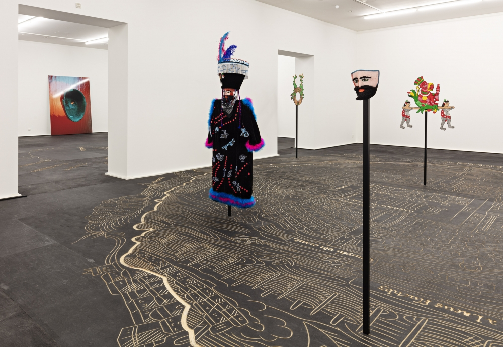mariana castillo deball, amarantus, museum für gegenwartskunst siegen, germany, 2021