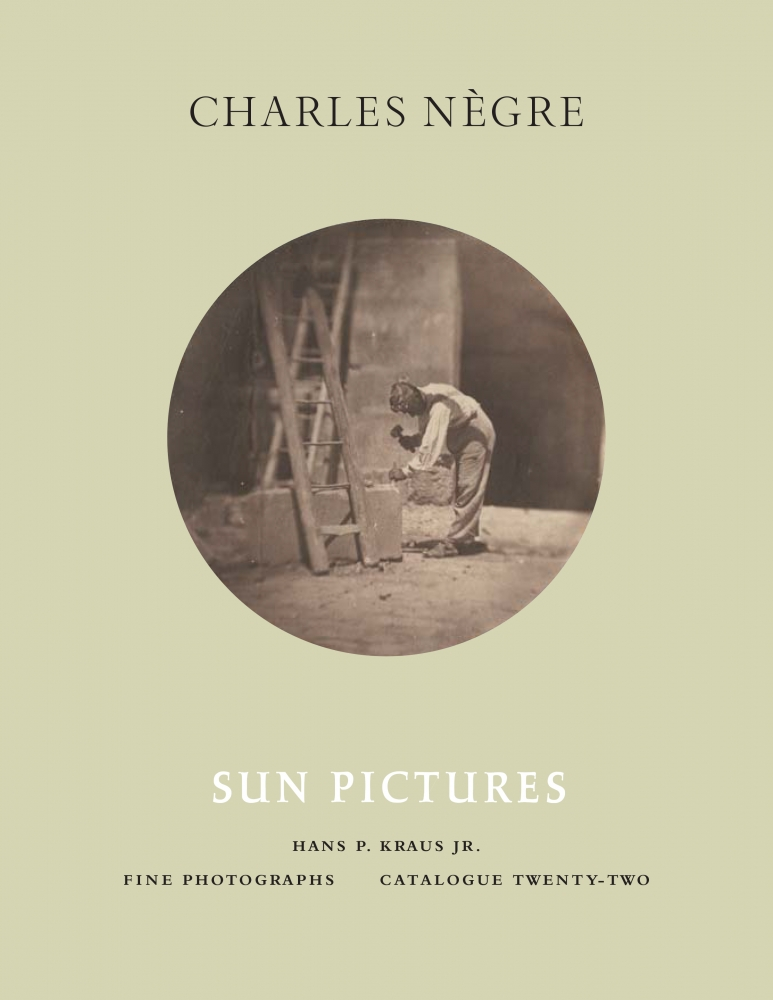 Charles Negre Sun Pictures Catalogue 22