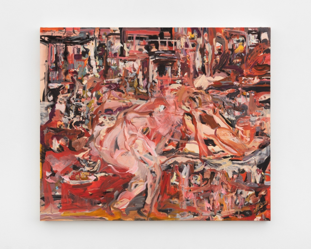 """Cecily Brown in conversation with curator Simonetta Fraquelli on the occasion of """"Soutine / de Kooning"""" at the Barnes Foundation"""