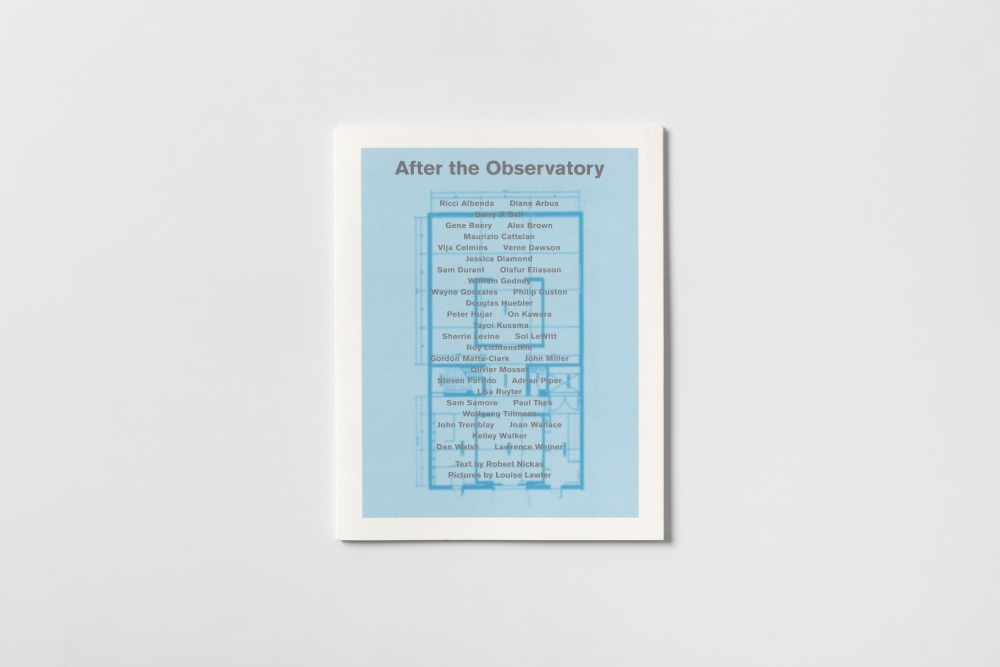 After the Observatory Cover