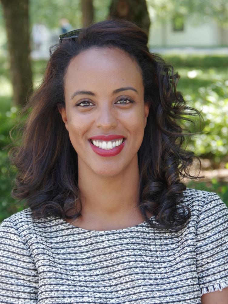 Portrait of Fanna Gebreyesus