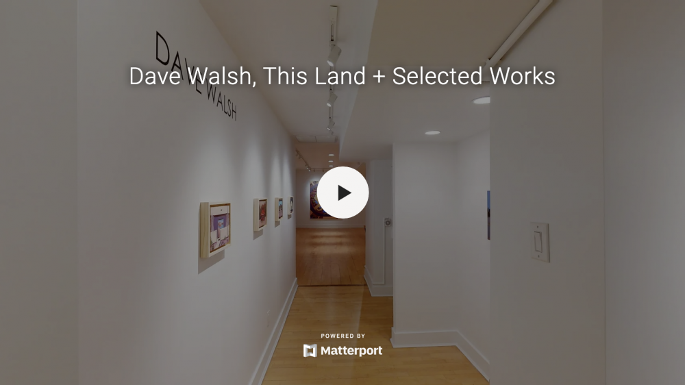 Virtual 3D Gallery Tour January Shows