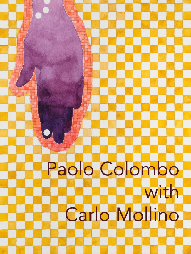Paolo Colombo with Carlo Mollino