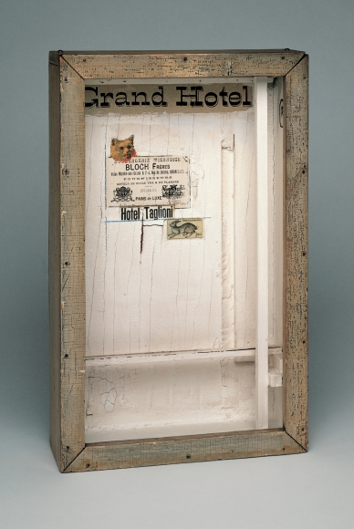 Joseph Cornell Artists Allan Stone Projects
